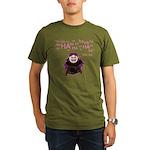 V: Evil Laugh Organic Men's T-Shirt (dark)