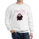 V: Evil Laugh Sweatshirt