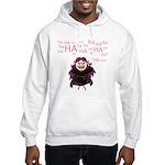 V: Evil Laugh Hooded Sweatshirt