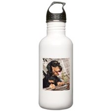 Wire Haired Afternoon Water Bottle