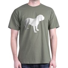 Neapolitan Mastiff Black T-Shirt