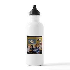 School Days Water Bottle