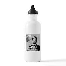 Lincoln's Birthday Water Bottle