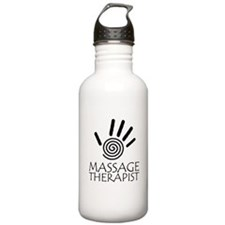 Massage Therapist Water Bottle