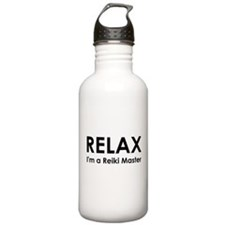 RELAX Reiki Water Bottle
