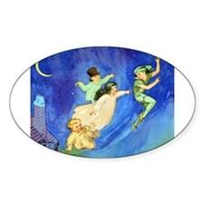 PETER PAN - FLYING Decal