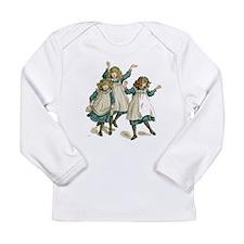 JOYFUL SISTERS Long Sleeve Infant T-Shirt