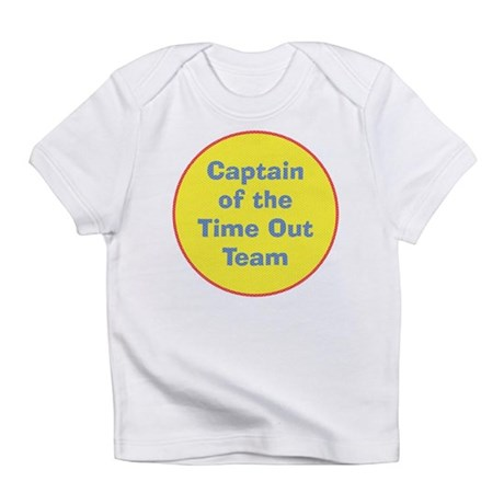 Time Out Team Captain Infant T-Shirt