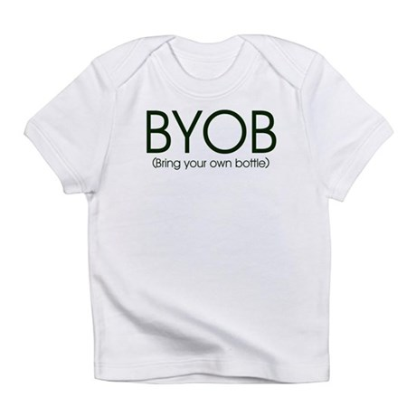 BYOB-bottlefeeding Infant T-Shirt