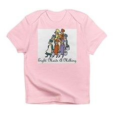 Eighth Day of Christmas Infant T-Shirt