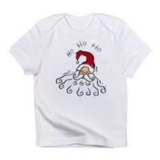 Santa HO HO HO Infant T-Shirt