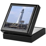 Boston Lighthouse Keepsake Box