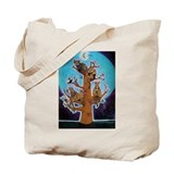 Bengal Tree Tote Bag