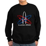 Atheist American Sweatshirt (dark)