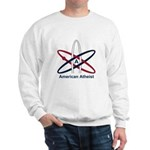 Atheist American Sweatshirt