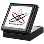 Atheist American Keepsake Box