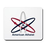 Atheist American Mousepad