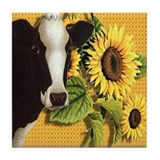 Sunflower Kitchen Accessories | Cutting Boards, Napkins, Trays & More