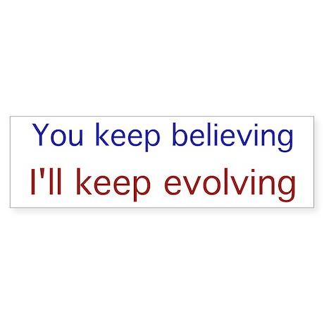 Evolving Sticker (Bumper 10 pk)