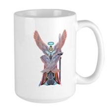 Cherub Angel Large Mug