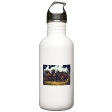 Cute Rein Water Bottle