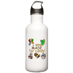 Candy Stainless Water Bottle 1.0L