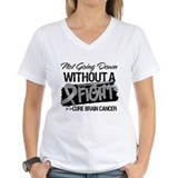 Not Going Down Brain Cancer Shirt