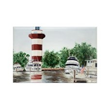 Cute Hilton head Rectangle Magnet (10 pack)