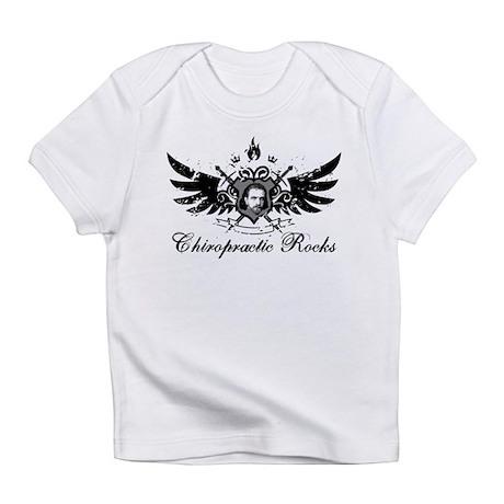 Chiropractic Rocks Infant T-Shirt