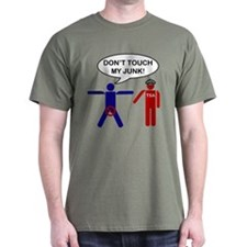 Don't Touch my Junk 2 T-Shirt