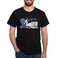 Sunlit Courtyard II T-Shirt