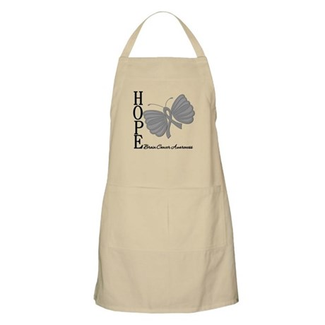 Hope Brain Cancer Apron