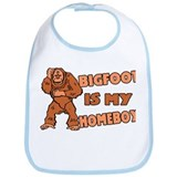 Bigfoot Is My Homeboy Bib