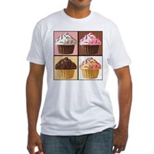 Pop Art Cupcake Shirt
