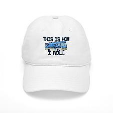 How I Roll RV Baseball Cap