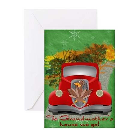 Holiday Road Kill Greeting Cards (Pk of 20)