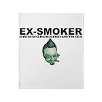 Ex-Smoker Stadium Blanket
