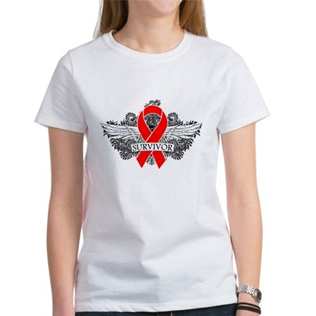 Blood Cancer Survivor Women's T-Shirt