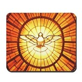 Holy Spirit Mousepad