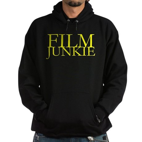 Film Junkie Hoodie (dark)