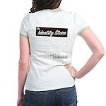 Rockershirt The Identity Store Jr. Ringer T-Shirt
