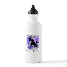 Capricorn the Goat Water Bottle