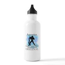 Aquarius Water Bearer Water Bottle