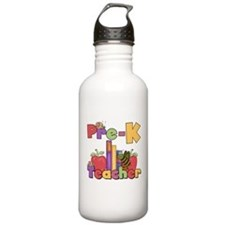 Pre-K Teacher Water Bottle