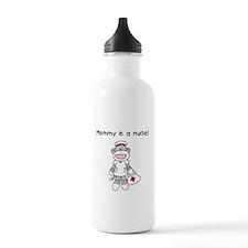 Funny Nursing mom Water Bottle