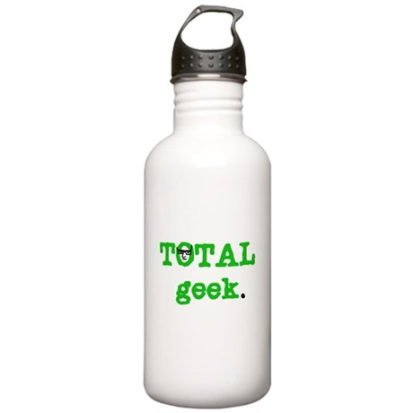 Total Geek Stainless Water Bottle 1.0L