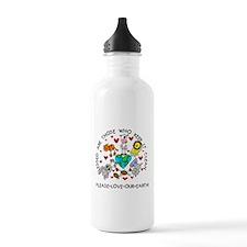 Earth Friendly Animals Water Bottle