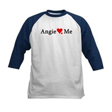 Angie Loves Me Tee
