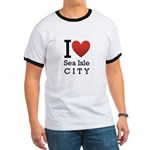 Sea Isle City Ringer T