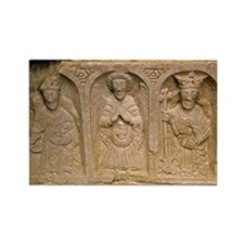 Jerpoint Abbey - Rectangle Magnet